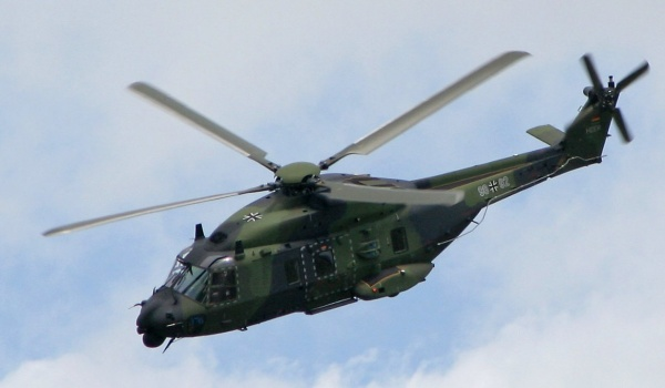 Taktischer Mehrzweckhubschrauber NH-90