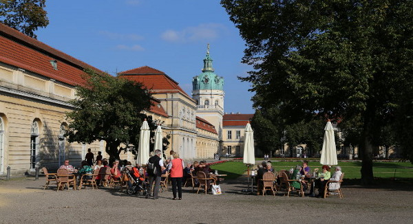 Schloss Charlottenburg - © Ventureworx Media