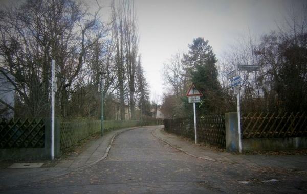 Straße 201 - Ecke Hohmeyerstraße