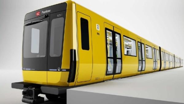 U-Bahn Baureihe IK - Designstudie