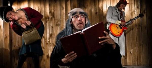 Zur Hölle mit Faust - WOESNEREI - Pfefferberg-Theater