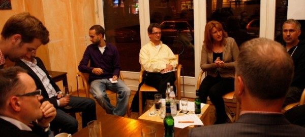 Pub Talk am 31.10.2014