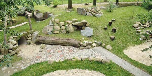 Spielplatz mit Seele in Ostritz