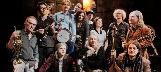 17 Hippies im Kesselhaus
