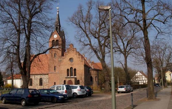Dorfkirche Französisch Buchholz