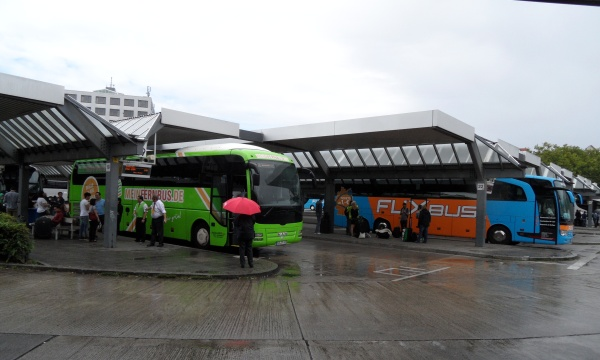 ZOB: Zentraler Omnibusbahnhof Berlin
