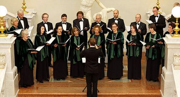 Leipziger Synagogalchor, Foto: © Verein der Freunde & Förderer des Synagogal Ensemble Berlin