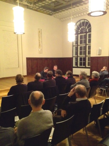 SPD diskutiert Weltpolitik