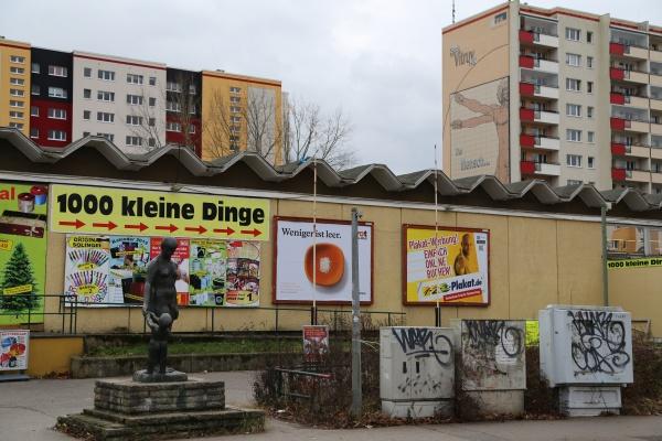 """Berlin-Buch: Vitruv """"Der Mensch"""" und 1000 kleine Dinge"""
