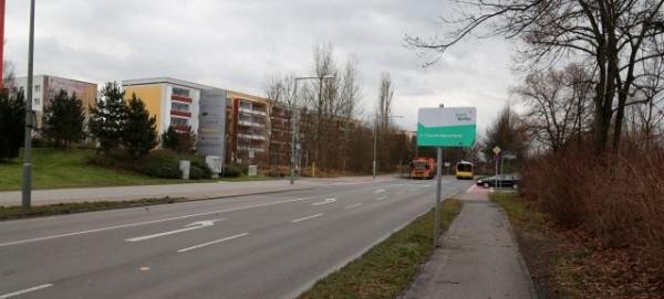 Campus Berlin-Buch: Zufahrt