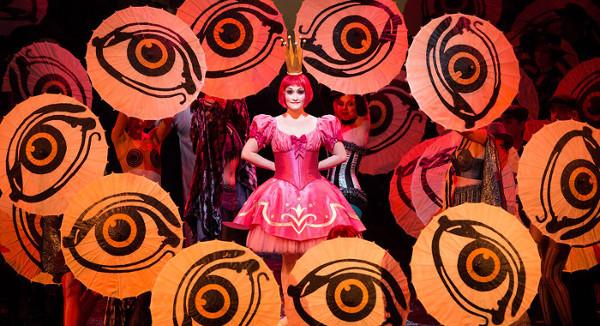 Les Contes d'Hoffmann - Foto: Marty Sohl/Metropolitan Opera