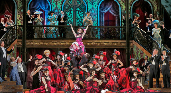 The Merry Widow - Foto: © Ken Howard/Metropolitan Opera