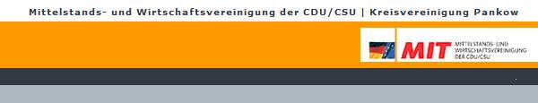 CDU - MIT Kreisvereinigung Pankow