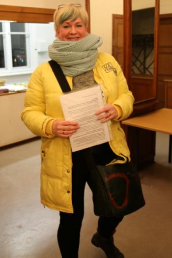 Anja Reichelt Fiolka aus Blankenfelde