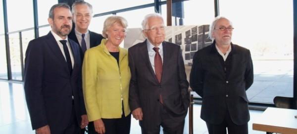 """""""Beuys-Group"""" in der Nationalgalerie am 23.2.2015"""