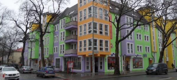 Bunt Wohnen in Wilhelmsruh