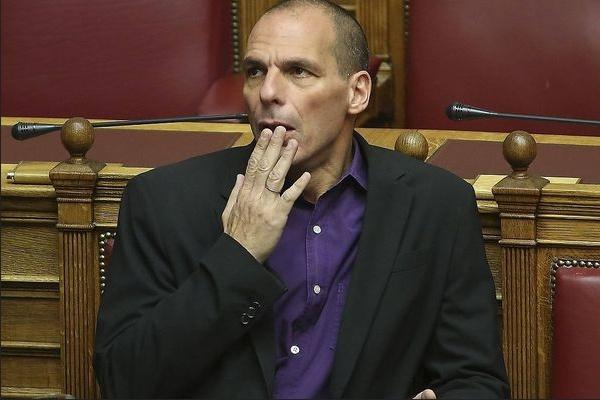Griechenlands Finanzminister Yanis Varoufakis