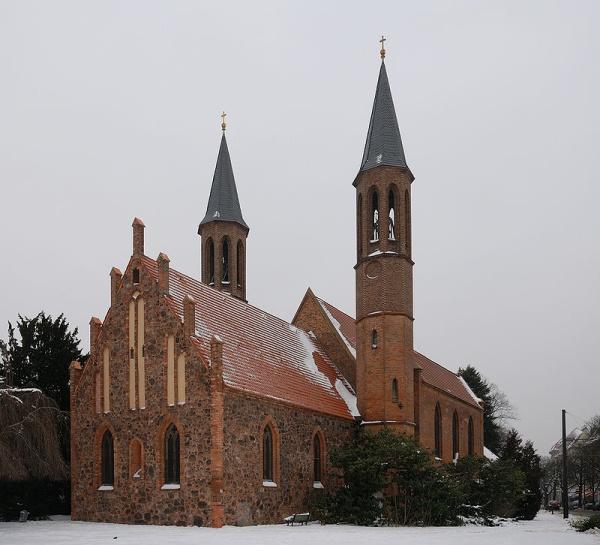 """Alte Pfarrkirche """"Zu den Vier Evangelisten"""""""