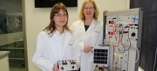 """Gläsernes Labor: Kurs """"Energiewende in Schülerhände"""""""