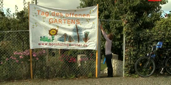 """""""Tag des Offenen Gartens"""" 27.9.2014"""