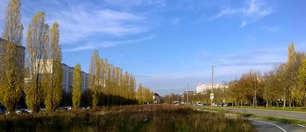 Michelangelostraße: Potential für 1.500 Wohnungen