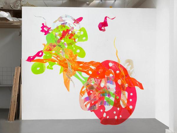 Berta Fischer, Galerie Barbara Weiss