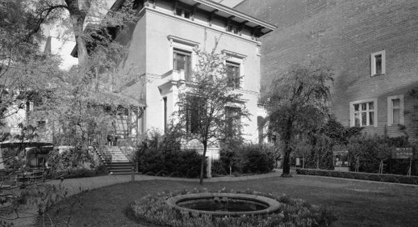 Literaturhaus Berlin - Pressefoto: © André Köhler, Literaturhaus