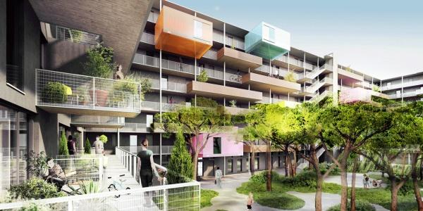 Sozialer Wohnbau in Wien
