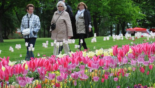 BUGA Brandenburg am lohnt für Wochenendausflüge