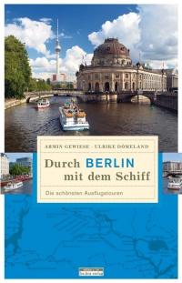 Durch Berlin mit dem Schiff - Buchcover