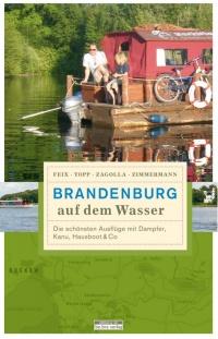 Brandenburg auf dem Wasser Buchcover
