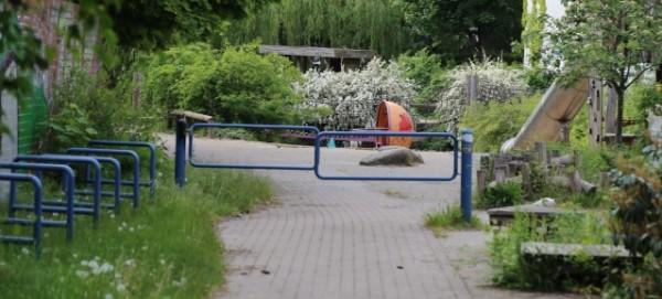 """""""Eulen-Spielplatz"""" im Florakiez"""
