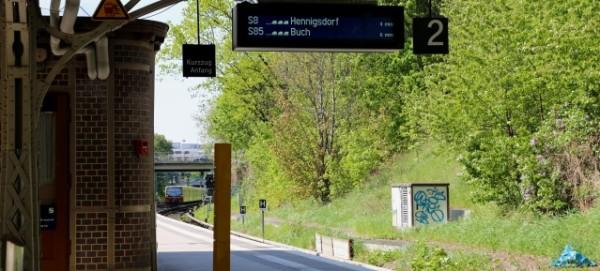 S-Bahn Bhf. Prenzlauer Allee