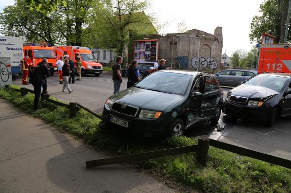 Verkehrsunfall am 3.5. 2015