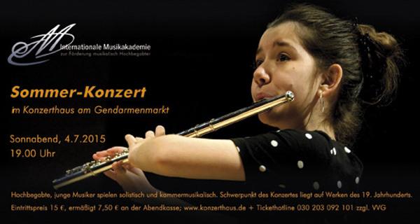 Pressefoto © Internationale Musikakademie