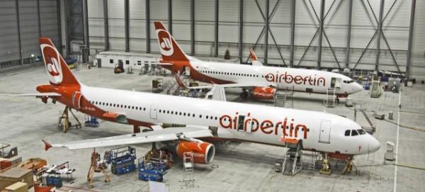 airberlin Technik Hangar