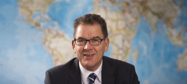 Minister Dr. Gerd Müller (MdB - CSU)