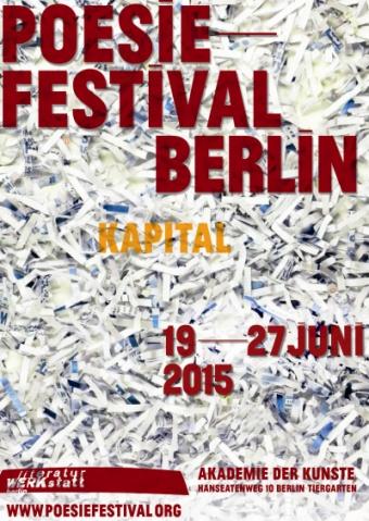 poesiefestival berlin 2015