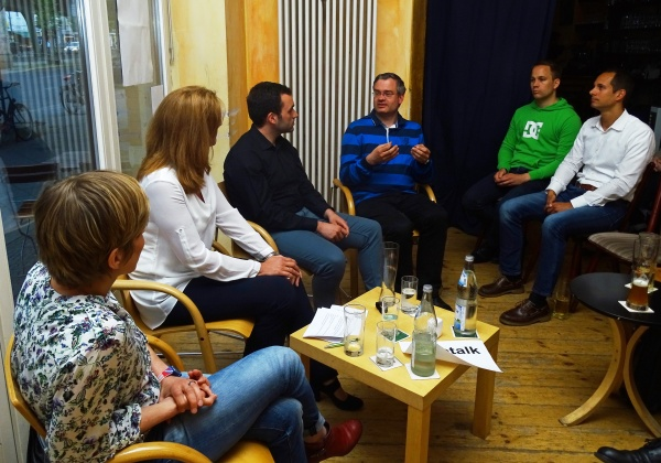 PubTalk am 28.5.2015