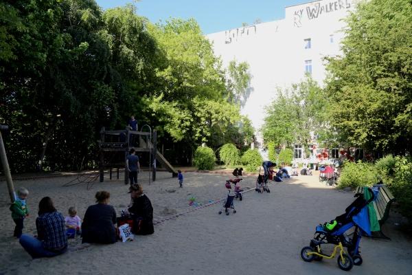 Spielplatz Kopenhagener Str. 11