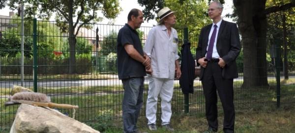 Steine ohne Grenzen - 27.8.2015
