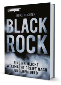 Heike Buchter: Blackrock - Cover