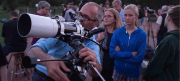 Lange Nacht der Astronomie 22.8.2015