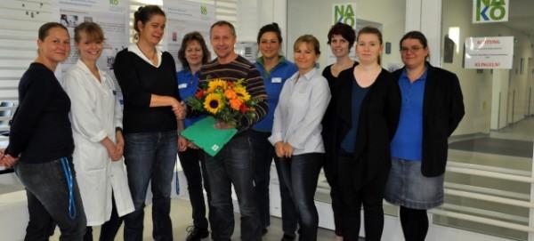 "2000. Teilnehmer ""Nationale Kohorte"""