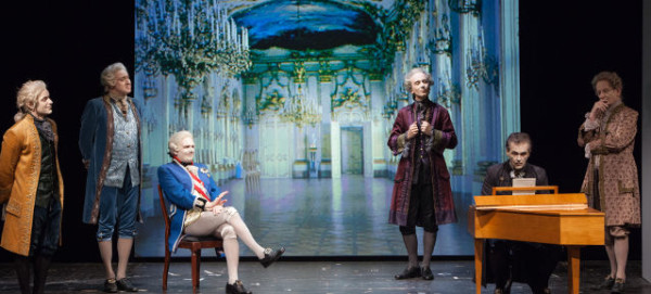 Fohl Effenberg, Nitsche Dupont, Pustisek Heinz - © DERDEHMEL/Urbschat, Schlosspark Theater