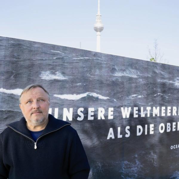 Axel Prahl - Pate der Ocean Mind Foundation