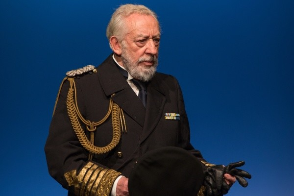 "Dieter Hallervorden in ""King´s Speech"""