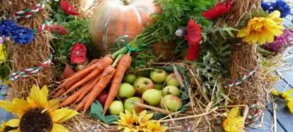 """Erntedankfest: """"Rosenthaler Herbst"""""""