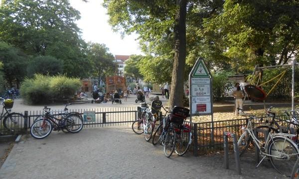 Spielplatz Helmholtzplatz