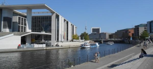 Wassertourismus in der Metropole Berlin